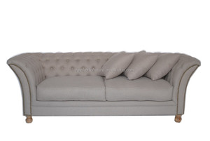 Modern Fabric Sofa selectional Choice Chaise Lounge and 3 Seater Living Room Sofa