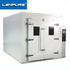 LENPURE Programmable large laboratory test equipment walk in temperature climatic Test Chamber