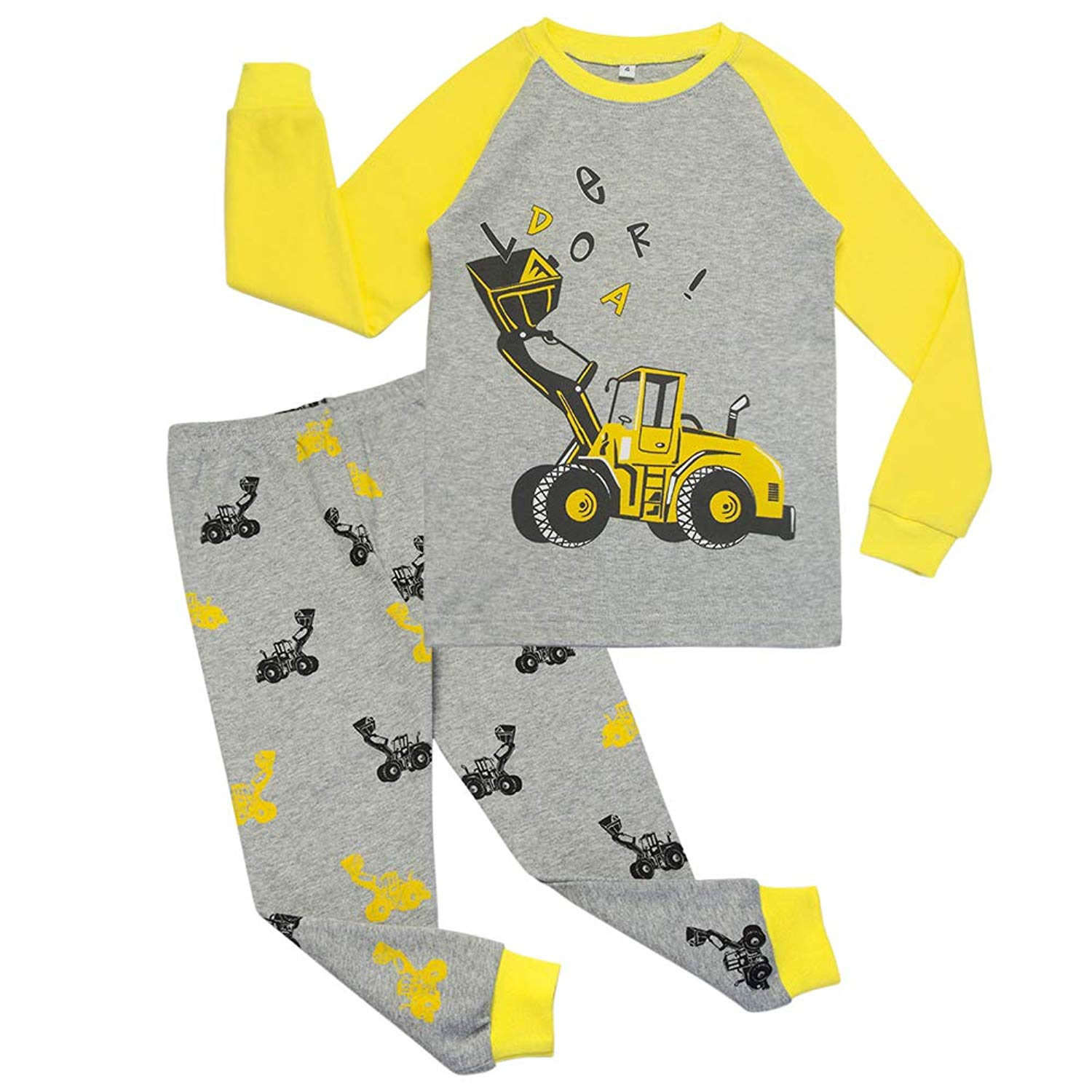 2c6555198 Cheap Toddler Boys Pjs