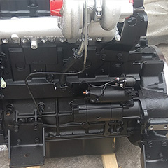 Excavator E320 Heavy Machinery S6K Diesel Complete Engine Assy
