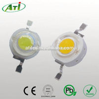 Fast delivery 1w high power led 12v led CE & Rohs approval