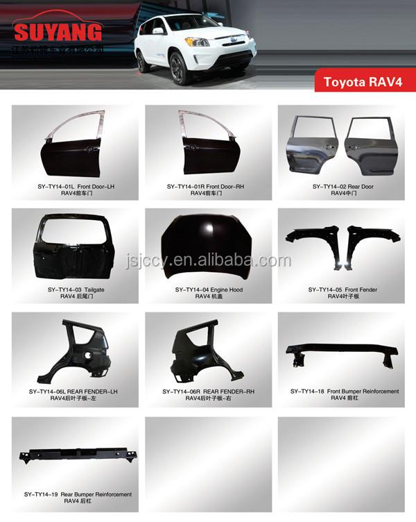 Toyota Camry 2006/2007/2008/2009/2010 Front Door Car Auto Parts ...