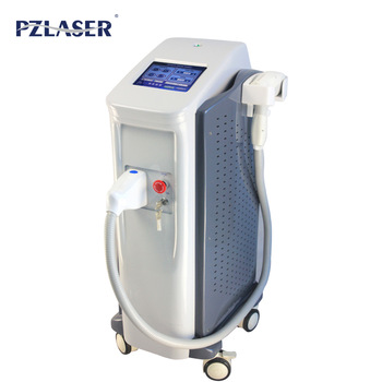 Best Sales Portable Laser Hair Removal Machine Price Pz606 Ce