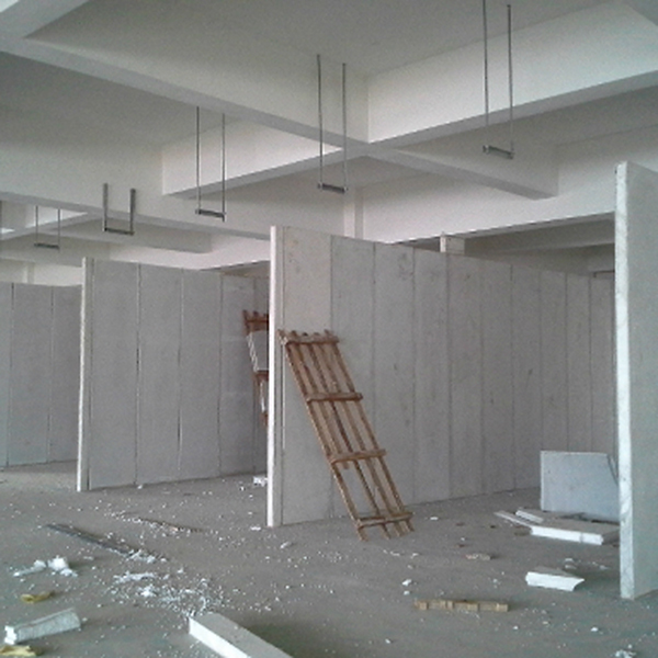 Used Wall Partitions : Plastic construction materials used building partition