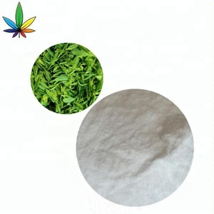 Factory Supply Green Tea Extract Theanine 98% L-Theanine Raw Material Powder