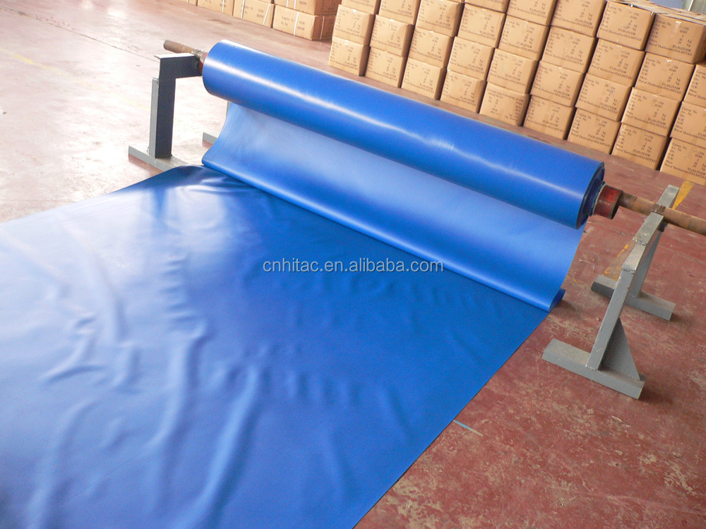 Heavy Duty Waterproof Pvc Vinyl Gym Floor Cover Tarpaulin