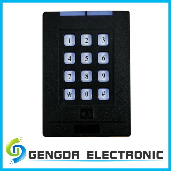 network type sliding electric magnetic door lock RFID access control systems support