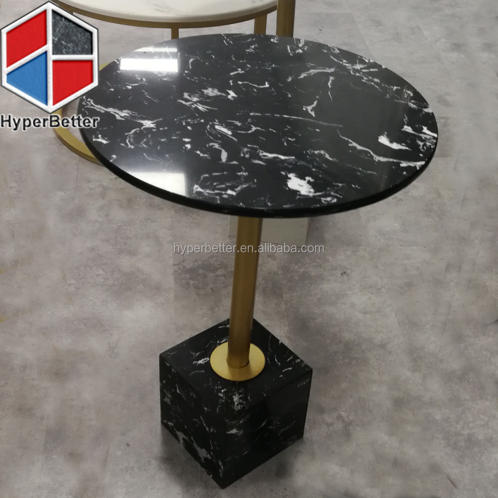 Granite Chat Fire Pit Table