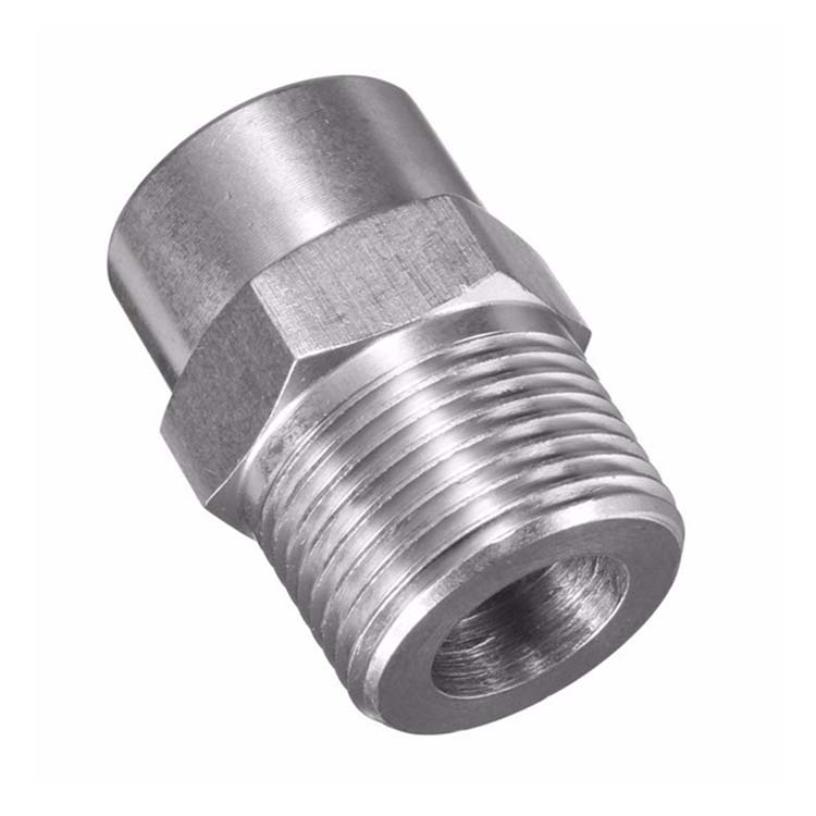 stainless steel 304 water spray nozzle