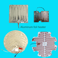 OEM Packaging Aluminium Foil heater for Refrigerator parts