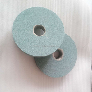 Abrasive Green Silicon Carbide Grinding Wheel Manufacturers for Alloy