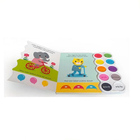 Children Colour Learning Electronic Sound Board Voice Books For Kids