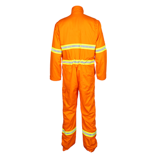 Fame resistant anti flame construction worker uniforms work wear coverall