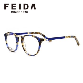 ed6ae2e6373a Bc4150 Trend Fashion Metal Acetate Eyeglasses