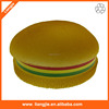 Sandwich hamburger shaped note pad/sticky notes break snack note promotional gift