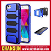 cell phone new design shockproof TPU pc combo case for iphone 6
