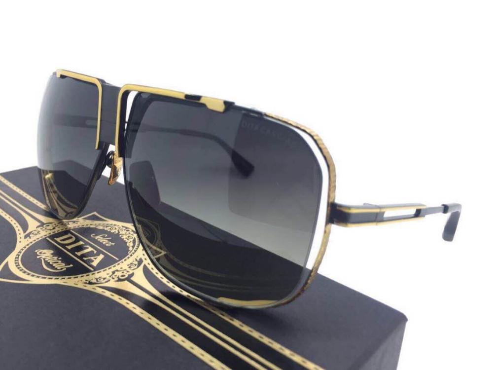 2412496d6cfc7 Compre Estilo Oval Dita Cascais Gafas De Sol De La Vendimia Gafas De ...