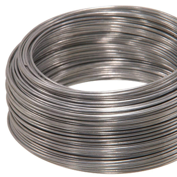 high carbon strength Hot dip galvanized steel wire