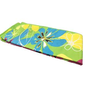 Plain Elastic Band Double-sided Digital Printed Beach Towel