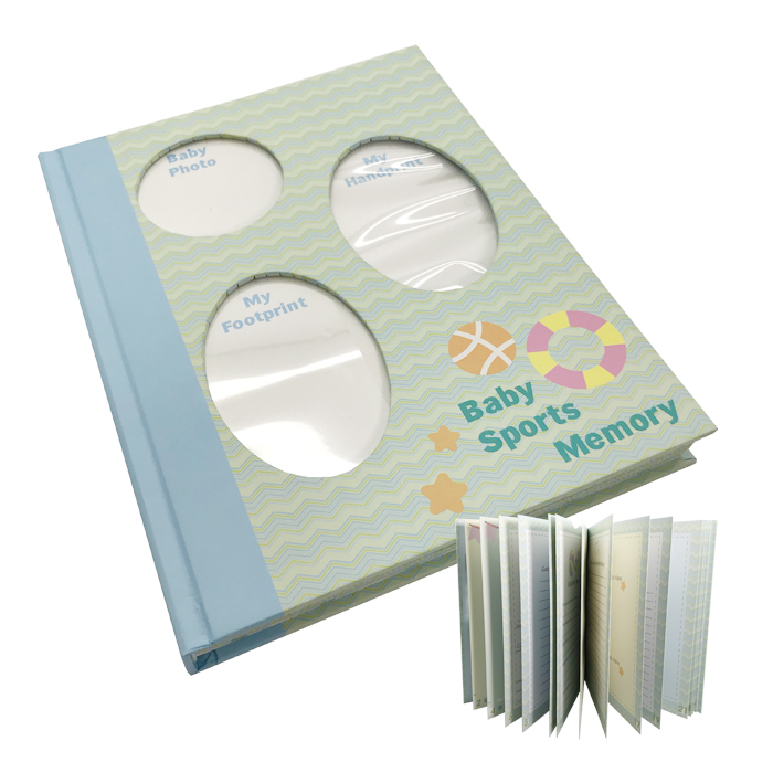 OEM Baby Sports Memory <strong>Book</strong> Scrapbooking <strong>Book</strong>