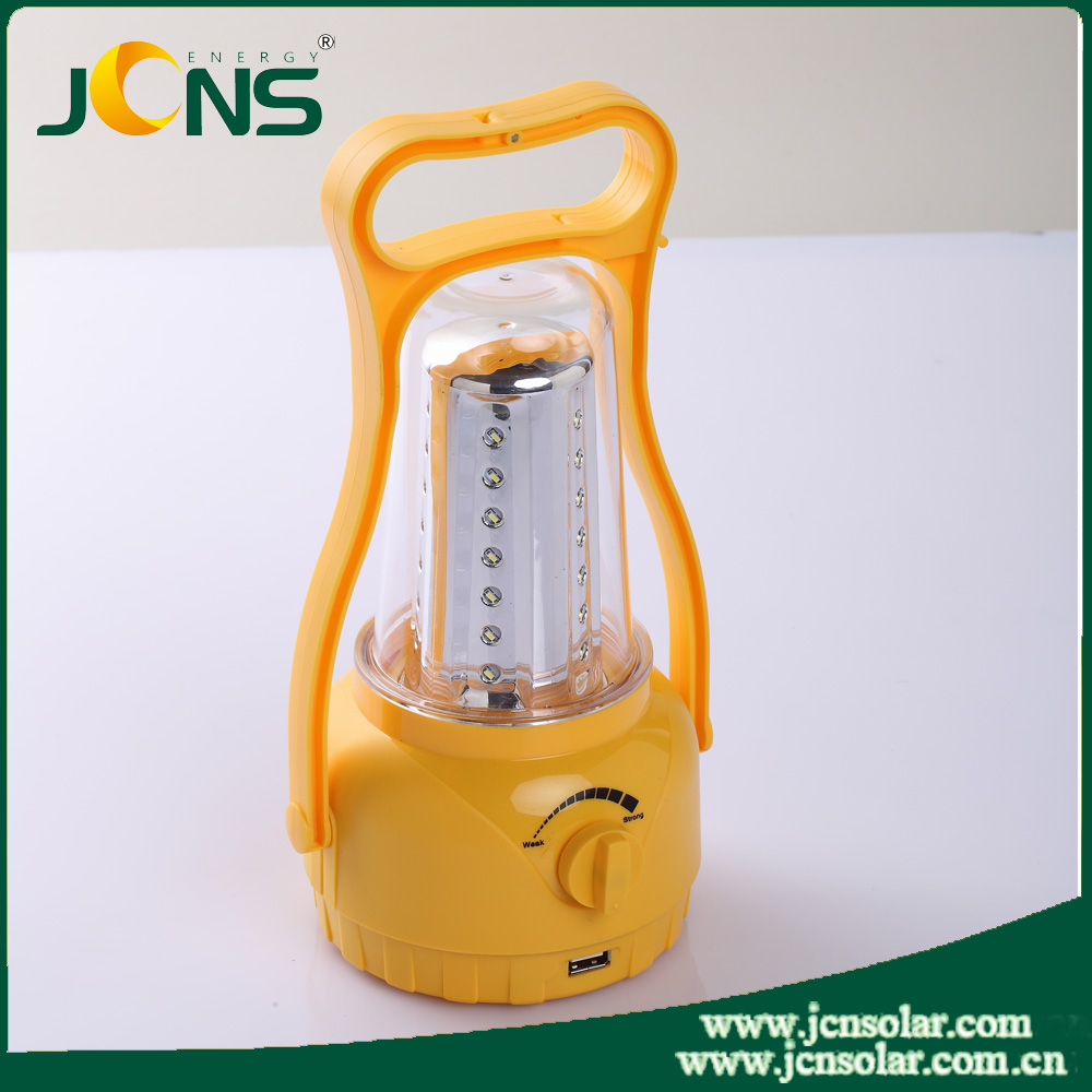 2017 New Solar Lantern Solar Charge Led Rechargeable Emergency ...