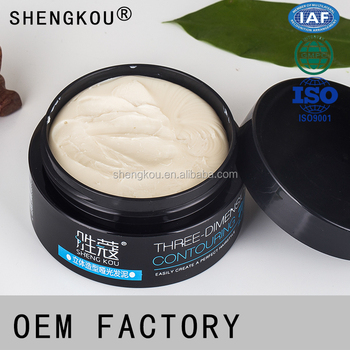 OEM Manufacturer Strong Holding Best Hair Wax/Clay For Menu0027s Hair