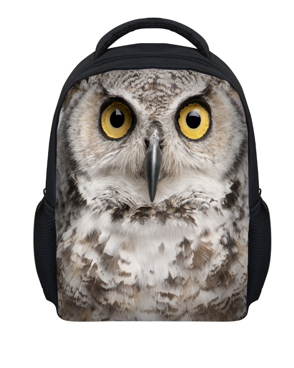 3396b0fc0650 Get Quotations · New Arrival Kids School Bags Animal Zoo Schoolbag for  Small Boys Girls Gifts Cute Owl Bag