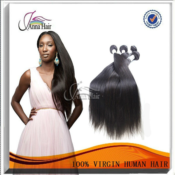 5A Top Great quality brazilian natural hair straight weft company from China looking for distributor