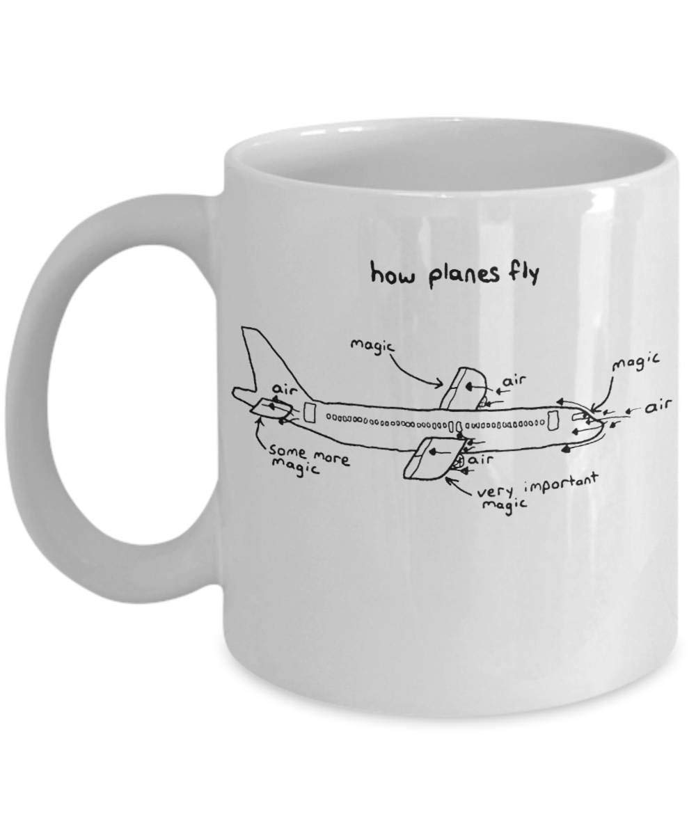 Get Quotations · Aerospace Engineer, Gift For Pilot, Pilot Gifts, Pilot Mug, Mug For Pilots