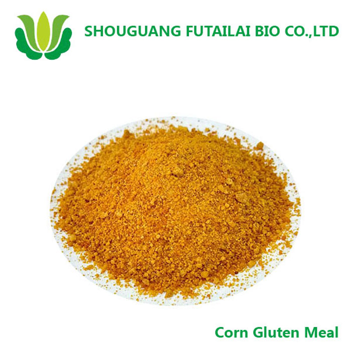 Futailai Bio brand pig feed prices yellow corn gluten meal feed for animal feed