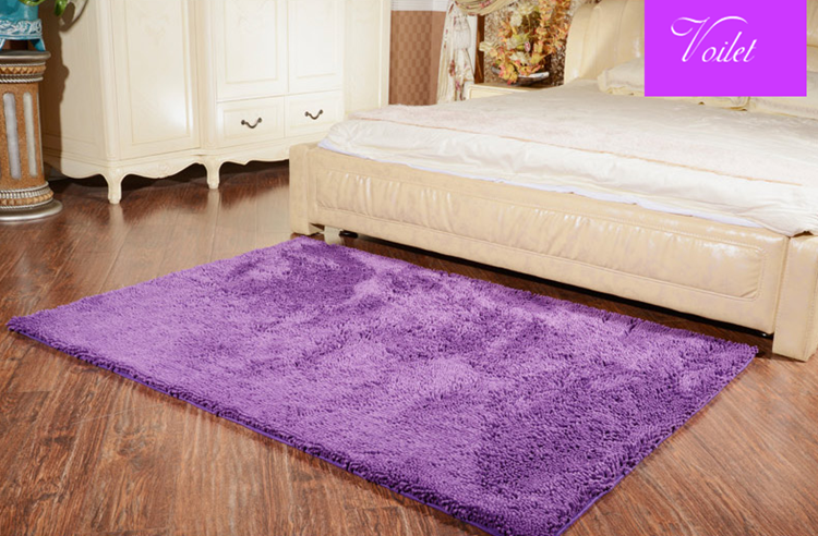 import carpet from china tufted chenille polyester carpet