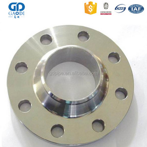 Iso Stainless Steel Bl China Flange 4- 150