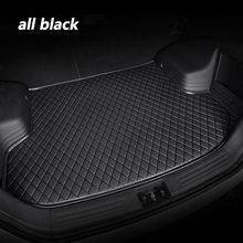 Kalaisike пользовательские автомобильные коврики для багажника Tesla модели 3 модели S модель X автомобильные аксессуары Стайлинг(Китай)