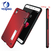Net stand case for One Plus X, TPU+PC Hybrid Hard Phone Case Cover for One Plus X