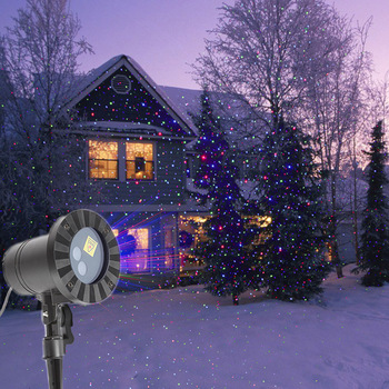 Alibaba Remote christmas outdoor garden laser light waterproof IP65 laser projector