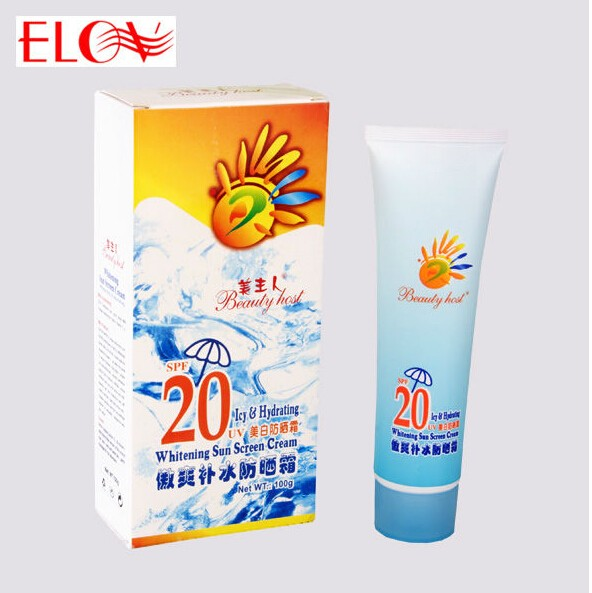 Sunblock lotion Day Time Used and OEM/ODM Supply Type sunscreen SPF 15/SPF30/SPF50