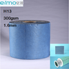 YMBN13GK-G300B1 Best quality Good efficiency H13 sandwich activated carbon cloth/air cleaner filter material