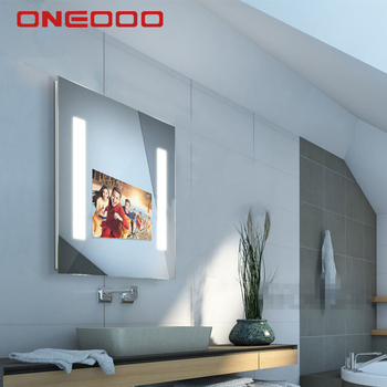 Guangzhou oem High Quality magic mirror led tv