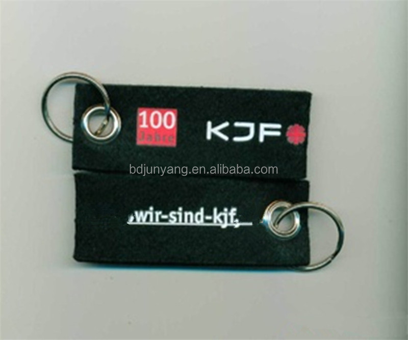 pvc felt keychain/keychain mini spy camera/china souvenir keychain