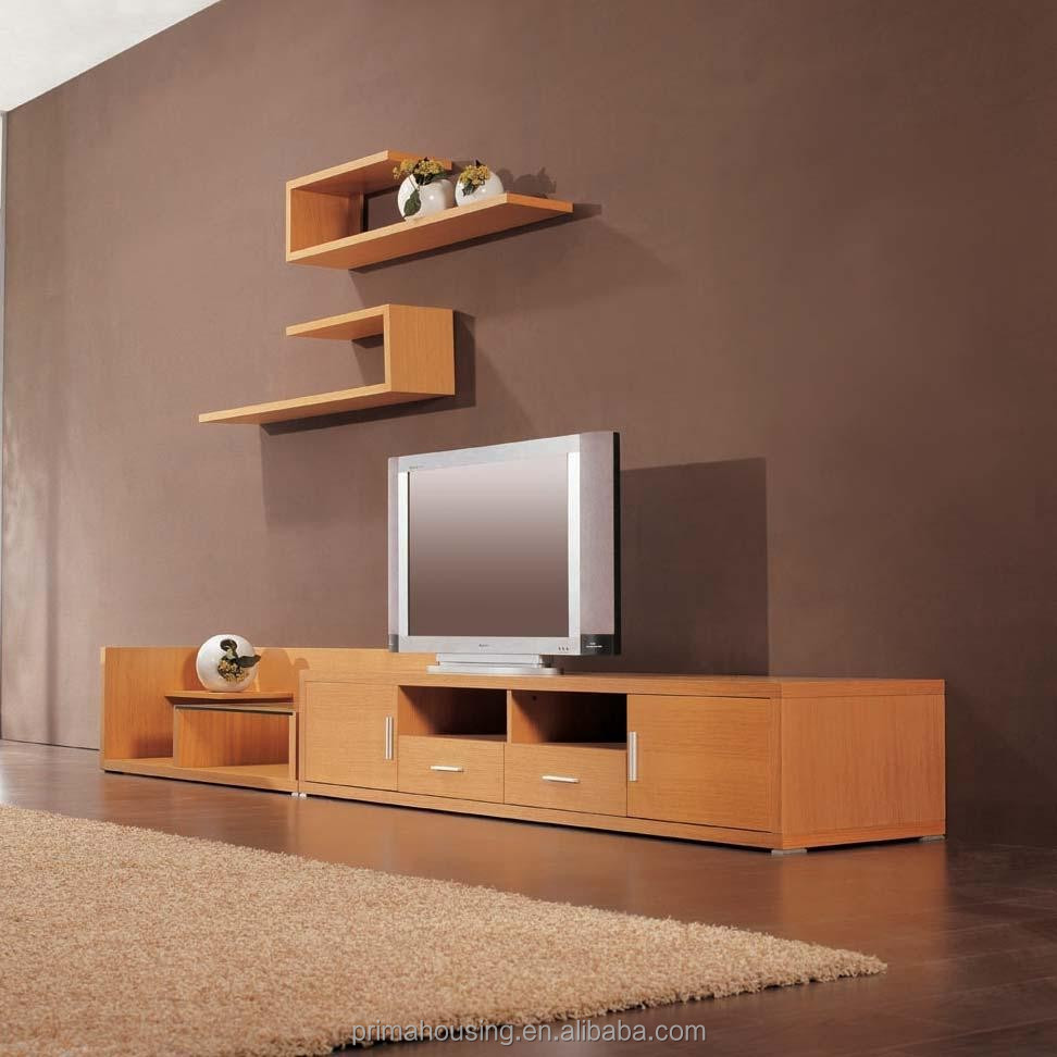 Living room furniture modern TV stand unit