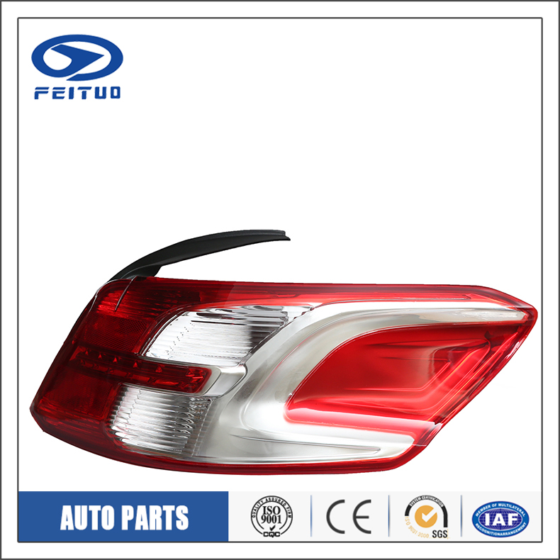 With low price high power led tail lamp for PEUGEOT 301