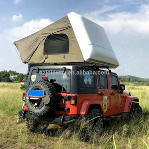 JWL-002 High quality hard shell 4x4 roof tent for used cars