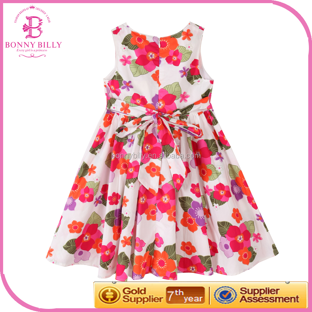 Oem Service Little Girl Dresses,Baby Frocks Designs 2014 ...