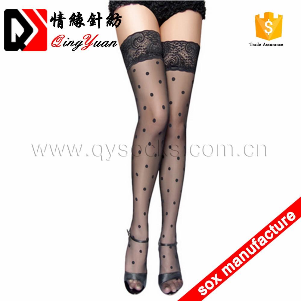 Stockings & high heels