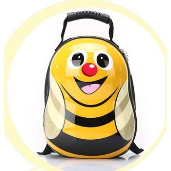 Bee Model Trolley Luggage / Kids Trolley Bag /hard Case Luggage ...