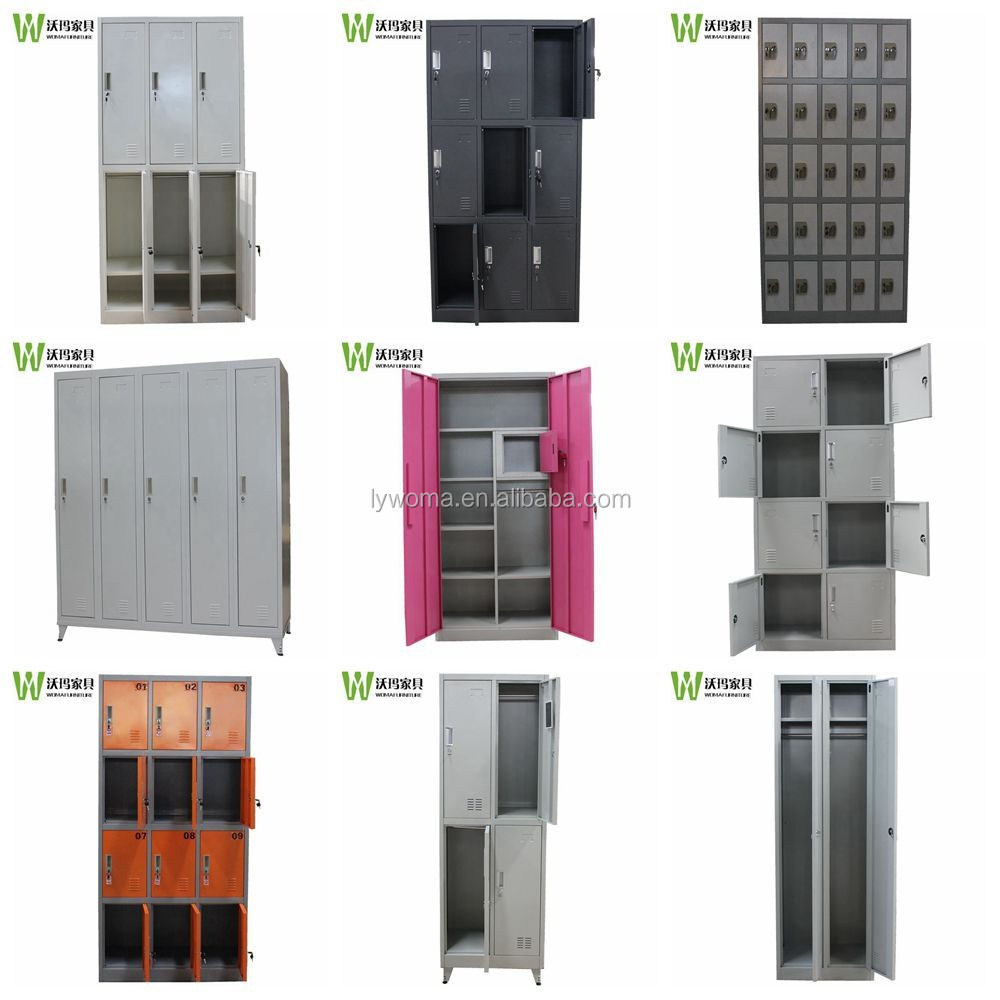 Cabinet Design For Clothes For Kids simple design different color mini steel cupboard for kids/ single