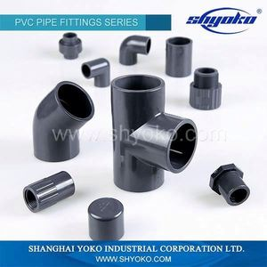 low price rigid Pvc pipe and fitting
