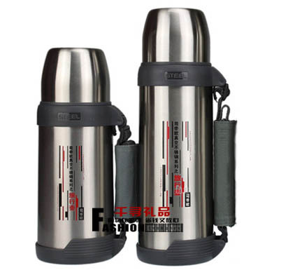 stainless steel vacuum travel pot outdoor sports thermos 1000 ml thermos vacuum cup flasks. Black Bedroom Furniture Sets. Home Design Ideas