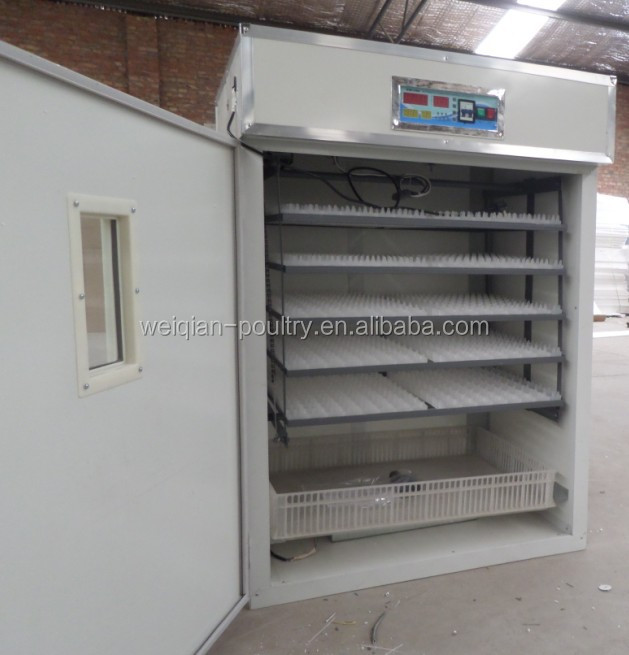Automatic Used Poultry Incubator For Sale Quail Farming Wq-880 ...
