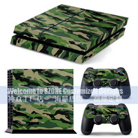 S-zone New Military Design For Phone Case / Skin Sticker,For Ps4 ...